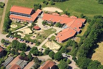 Langen, Cuxhaven - Langen Elementary School in 2012