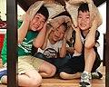 2013년 10월 서울소방 사진공모전 사진 모음 19. 구로 이동석(심각해도 재미난 지진대피훈련).jpg