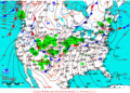 2013-04-09 Surface Weather Map NOAA.png