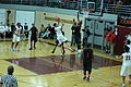 20130307 Paul White shoots against Cliff Alexander.JPG