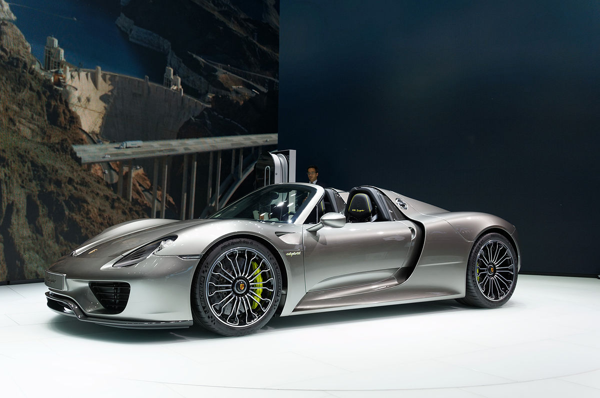porsche 918 wikip dia. Black Bedroom Furniture Sets. Home Design Ideas