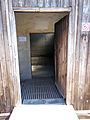 2013 KL Majdanek Baths and Gas Chamber - 03.jpg