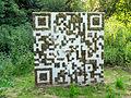 20140626 QR-code door Ninette Koning Gelderse Hout Lelystad.jpg