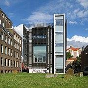 20140629 Zuiderkuipen 19 (Academie van Bouwkunst) Groningen NL.jpg