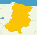 2014 Türkiye Cumhurbaşkanlığı Seçimi Sakarya.png