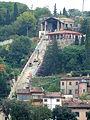 2015-10-11 Lavori di ripristino della Funicolare di Verona, Castel San Pietro.jpg