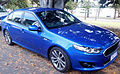 2015 Ford Falcon (FG X) XR6 sedan (2016-01-29) 01.jpg