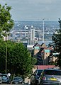 2015 London-Shooters Hill, view of Woolwich from Eglinton Hill 01.JPG