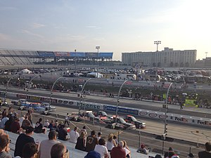 2015 NASCAR Camping World Truck Series - The Lucas Oil 200 at Dover International Speedway in May