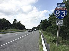 Interstate 83 - Wikipedia