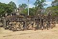 2016 Angkor, Angkor Thom, Taras Słoni (36).jpg