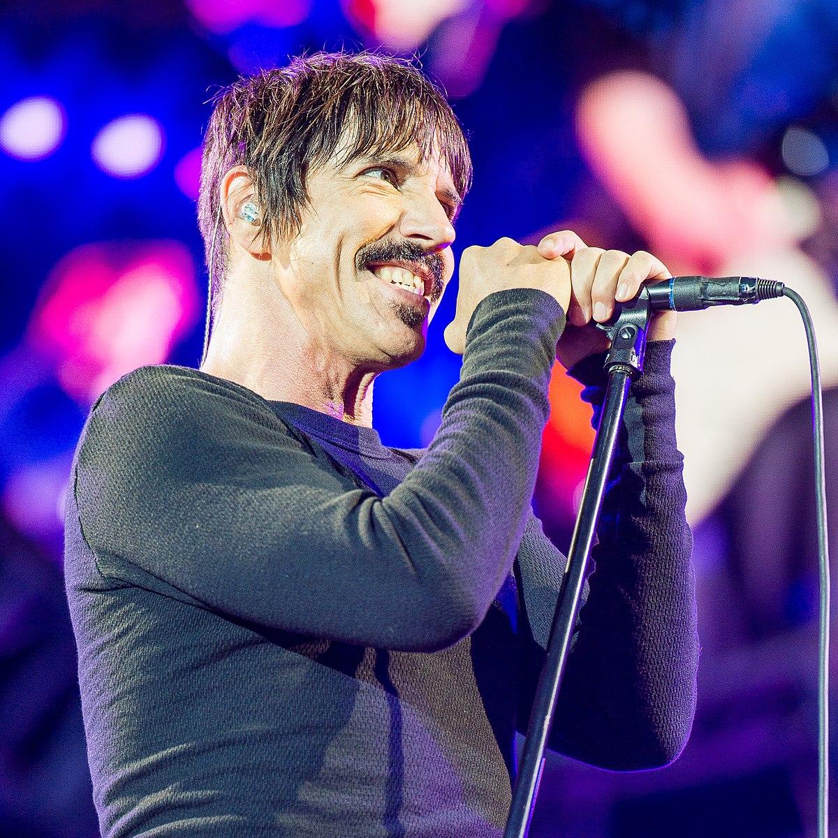 Anthony Kiedis - Wikipedia - photo#1