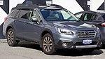 2016 Subaru Outback (BS9) 2.5i Premium station wagon (2018-07-30).jpg