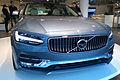 2016 Volvo S90 Inscription front.jpg