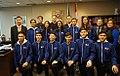 2016 World Junior Taekwondo Championships delegation.jpg