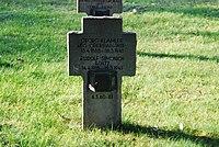 2017-09-28 GuentherZ Wien11 Zentralfriedhof Gruppe97 Soldatenfriedhof Wien (Zweiter Weltkrieg) (064).jpg