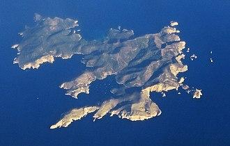 Cabrera, Balearic Islands - Image: 2017.10 458 119ap Cabrera Island(Balearic Islands),ES sat 07oct 2017 1739h(UTC+2)