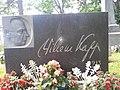 20170811 Villem Kapp Gravestone 2.jpg