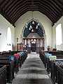 2018-04-26 Inside the Parish church of Saint John the Baptist head, Church Street, Trimingham.jpg
