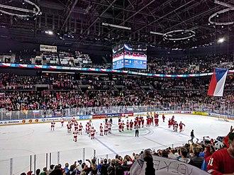 Royal Arena - IIHF World Championship 2018. Royal Arena