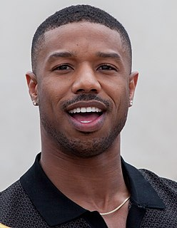 Michael B. Jordan American actor and producer