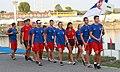 2018-08-07 World Rowing Junior Championships (Opening Ceremony) by Sandro Halank–111.jpg