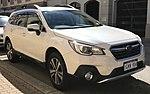 2018 Subaru Outback (BS9 MY18) 2.5i station wagon (2018-08-13) 01.jpg