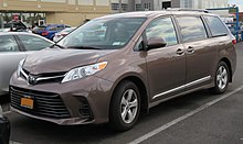 Toyota Sienna - Wikipedia