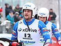 2019-01-25 Doubles Sprint at FIL World Luge Championships 2019 by Sandro Halank–119.jpg