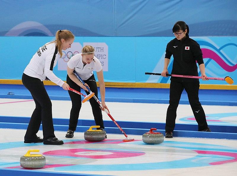 women curling championship odds