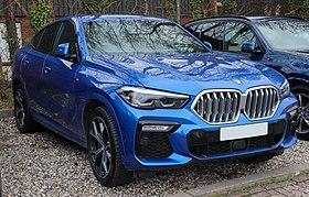 2020 BMW X6 xDrive30d M Sport Automatic 3.0. JPG