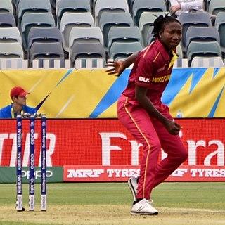 Stafanie Taylor West Indian cricketer