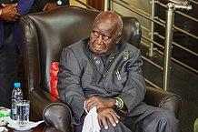 Kenneth Kaunda First President of Zambia