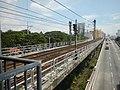 2649Guadalupe Kamuning MRT Station Metro Manila 01.jpg