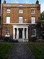 2 Butcher Row, Limehouse - location of Groser blue plaque.JPG