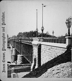 Henry Augustus Sims - Image: 2nd Girard Avenue Bridge (cropped)