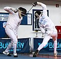2nd Leonidas Pirgos Fencing Tournament. The fencer Karampatsas Konstantinos.jpg