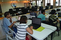 2nd Waray Wikipedia Edit-a-thon 21.JPG