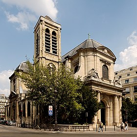 Image illustrative de l'article Église Saint-Nicolas-du-Chardonnet