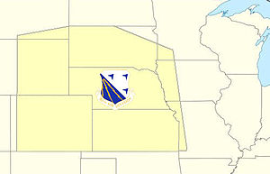 30th Air Division - 30th Air Division ADC AOR 1966-1968