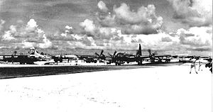 39th Bombardment Group B-29s North Field Guam.jpg