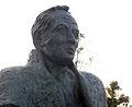 42 Simón Bolívar, de Julio Maragall, parc de la Barceloneta.jpg
