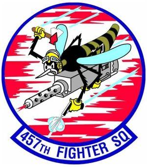 457th Fighter Squadron - Image: 457th Fighter Squadron