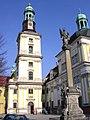 5973 Trzebnica, kościół śś. Bartłomieja i Jadwigi. Foto Barbara Maliszewska.JPG