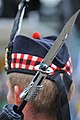 5 SCOTS Soldier with Bayonet Fixed on Parade in Dumbarton, Scotland MOD 45152907.jpg