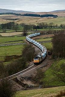 Yorkshire Dales Railway Railway line in North Yorkshire, England