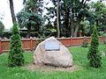 60816 - Stone with a plaque commemorating Thaddeus Kosciuszko - 01.jpg