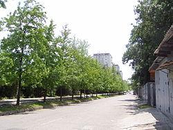 Улица 60 лет влксм сочи