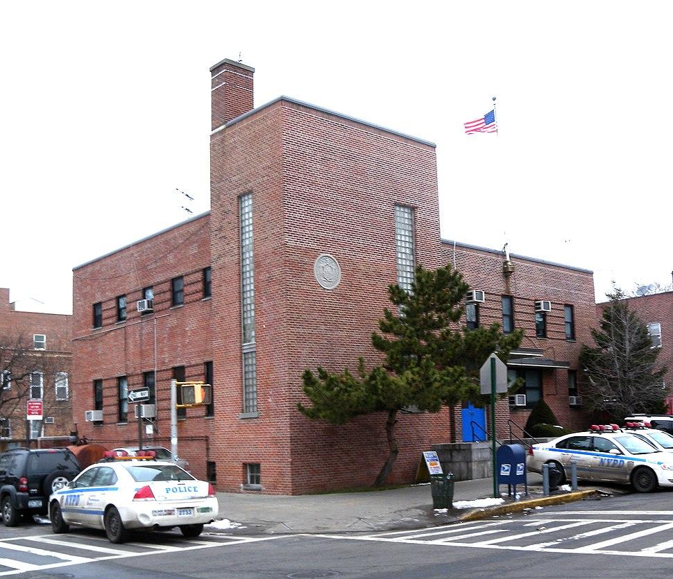 66th Pct NYPD 16Av 59 jeh