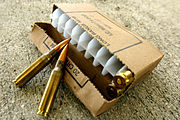 7.62 M118 Cartridge
